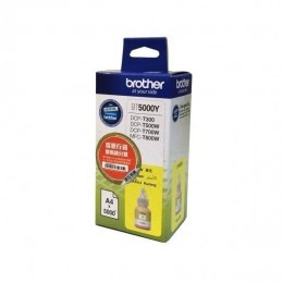 Brother BT5000Y Ink TONER, Yellow