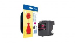 Brother LC-121M Ink Cartridge, Magenta