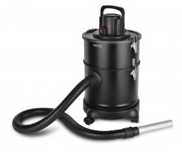 Camry Ash vacuum cleaner CR 7030 Ash vacuum cleaner, Black, 2000 W, 25 L, HEPA filtration system,