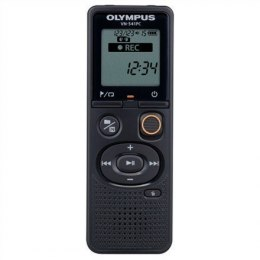 Olympus Digital Voice Recorder VN-541PC Black, WMA, Segment display 1.39',