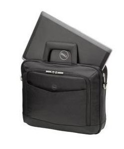 "Dell Professional Lite 460-11753 TORBA NA LAPTOPA size 14 "", Black, Messenger - Briefcase"
