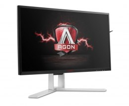 "AOC AG241QX 23.8 "", TN, QHD, 2560 x 1440 pixels, 16:9, 1 ms, 350 cd/m², Black"