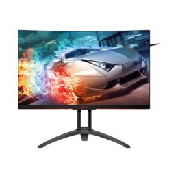 "AOC AG322QC4 31.5 "", VA, 2560 x 1440 pixels, 16:9, 4 ms, 400 cd/m², Black"