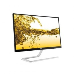 "AOC I2781FH 27 "", IPS, FHD, 1920 x 1080 pixels, 16:9, 4 ms, 250 cd/m², Black, HDMI, VGA, HDCP, Audio"