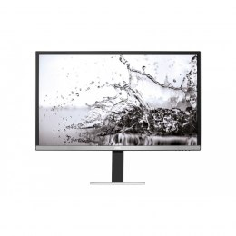 "AOC Q3277PQU 32 "", IPS, QHD, 2560 x 1440 pixels, 16:9, 4 ms, 300 cd/m², Black-Silver, D-Sub, DVI, HDMI, DP, USB, MHL, Audio"