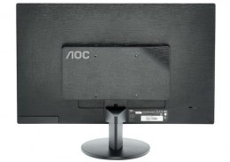 "AOC e2470Swda 23.6 "", TN, Full HD, 1920 x 1080 pixels, 16:9, 5 ms, 250 cd/m², Black, D-Sub, DVI, HDCP"