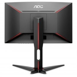"AOC C27G1 27 "", VA, FHD, 1920 x 1080 pixels, 16:9, 1 ms, 250 cd/m², Black"