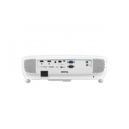 Benq Home Cinema Series W1210ST Full HD (1920x1080), 2200 ANSI lumens, 15.000:1, White,