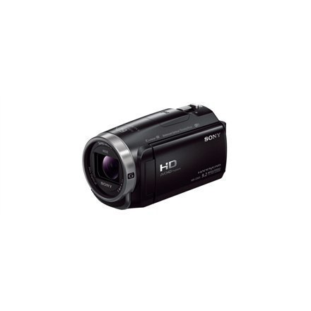 "Sony HDR-CX625B 1920 x 1080 pixels, Digital zoom 350 x, Black, Wi-Fi, LCD, Image stabilizer, BIONZ X, Optical zoom 30 x, 7.62 "","