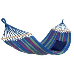 Amazonas Aruba juniper (blue) Double Hammock, 210x120 cm, 180 kg, Weatherproof and UV-resistant