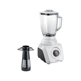 Blender Bosch MMB42G1B White/Anthracite, 700 W, Glass, 2.3 L, Ice crushing,