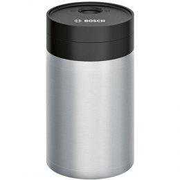 Bosch Insulated milk container TCZ8009N Insulated container with high value metal surface. FreshLock lid., Capacity 0.5 L