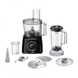 Bosch MCM3201B Food processor, 800W, Bowl capacity: 2.3L, 2 speed settings, Black Bosch Bosch MCM3201B Black, 800 W, Number of