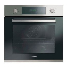 Candy Oven FCP625XL Electric, 69 L, Stainless steel, Steam cleaning, A+, Rotary knobs/ electronic, Height 60 cm, Width 60 cm, Bu