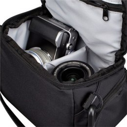 Case Logic Compact System/Hybrid/Camcorder Kit Bag 1. Compatible with compact high zoom cameras, compact system cameras and camc