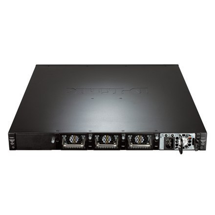 D-Link Switch DXS-3600-32S Managed L3, Rack mountable, SFP+ ports quantity 24, Power supply type Single, Modules quantity 1
