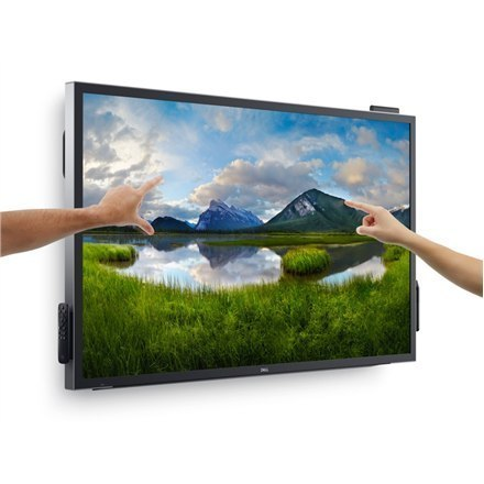 "Dell Interactive Touch C5518QT 55 "", IPS, 4K UHD, 3840 x 2160 pixels, 16:9, 8 ms, 350 cd/m², Black"