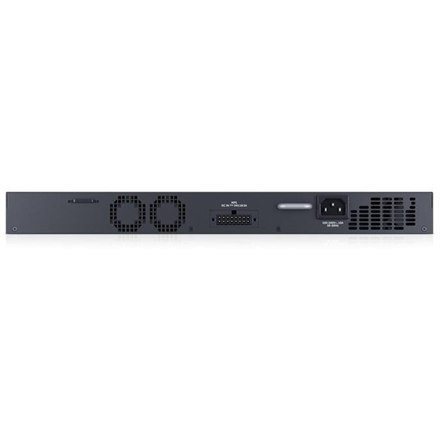 Dell Networking Switch N1524 Managed L3, Rack mountable, 1 Gbps (RJ-45) ports quantity 24, SFP+ ports quantity 4, Power supply t