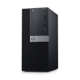 Dell OptiPlex XE3 Desktop, Tower, Intel Core i3, i3-8100, Internal memory 4 GB, DDR4, SSD 128 GB, Intel HD, 8x DVD+/-RW 9.5mm Op