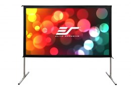 "Elite Screens Yard Master 2 Diagonal 180 "", 16:9, Viewable screen width (W) 399 cm, Silver"