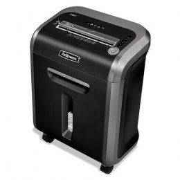 Fellowes Powershred 79Ci Black, 23 L, Shredding CDs, Credit cards shredding, Paper handling standard/output 16 sheets per pass,