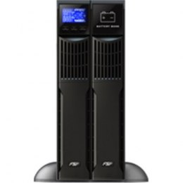 FSP Rack/Tower 2 in 1 design (EU-1102TS) Eufo RM 2000 VA, 1600 W, ± 3% (before Battery Alarm) V, 110/120 V