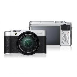 "Fujifilm Fujifilm X‐A10 + XC 16-50mm II Mirrorless Camera Kit, 16.3 MP, ISO 25600, Display diagonal 3 "", Video recording, Wi-Fi,"