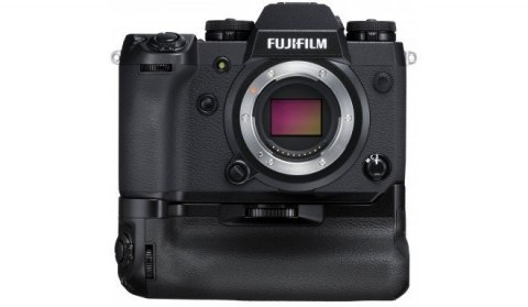 "Fujifilm X-H1 + VPB-XH1 Mirrorless Camera Kit, 24.3 MP, ISO 51200, Display diagonal 3 "", Video recording, Wi-Fi, Viewfinder, CMO"