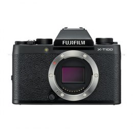 "Fujifilm X-T100 Mirrorless Camera body, 24.2 MP, ISO 51200, Display diagonal 3.0 "", Video recording, Magnification 0.62 x, Viewf"