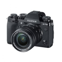 "Fujifilm X-T3 + XF18-55 Mirrorless Camera Kit, 26.1 MP, ISO 51200, Display diagonal 3.0 "", Video recording, Magnification 0.75 x"