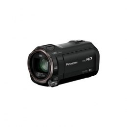 "Panasonic HC-V770EP-K 1920 x 1080 pixels, Digital zoom 1500 x, Black, Wi-Fi, LCD, Image stabilizer, Optical zoom 20 x, 7.62 "", H"