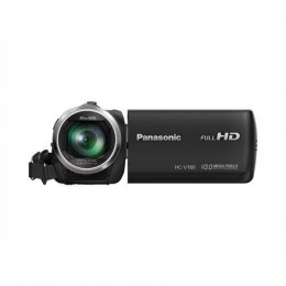 "Panasonic Video camera HC-V180EP-K HDMI, Black, Optical zoom 50 x, 2.7 "", 1920 x 1080 pixels"