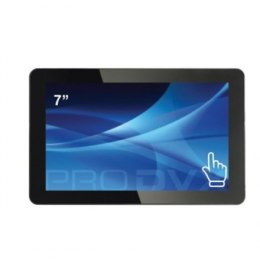 "ProDVX TMP-07 7 "", 240 cd/m², Android, Touchscreen, 1024 x 600 pixels"