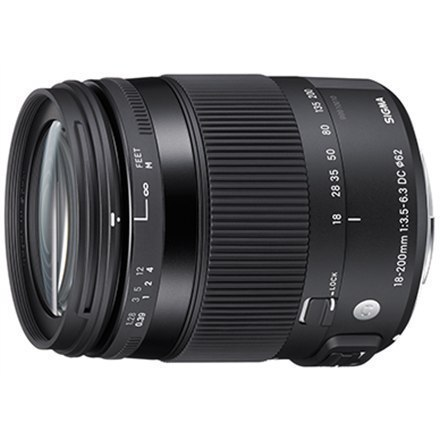 Sigma 18-200mm F3.5-6.3 DC Macro OS HSM* Nikon [CONTEMPORARY]