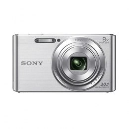 Sony Cyber-shot DSC-W830 Compact camera, 20.1 MP, Optical zoom 8 x, Digital zoom 32 x, ISO 3200, Display diagonal 6.86 cm, Video