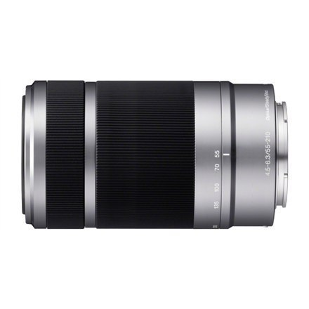 Sony SEL-55210B E55-210mm F4.5-6.3 telephoto zoom lens
