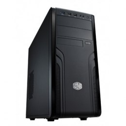 Cooler Master Force 500 USB 3.0 x1, USB 2.0 x2, Mic x1, Spk x1, Black, ATX, Power supply included No
