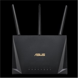 Asus Gaming Router RT-AC85P 10/100/1000 Mbit/s, Ethernet LAN (RJ-45) ports 4, 2.4GHz/5GHz, Wi-Fi standards 802.11ac, Antenna typ