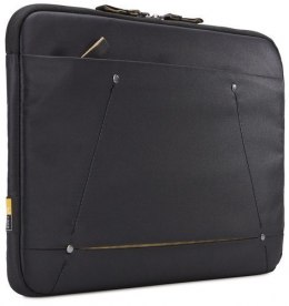 "Case Logic Deco Fits up to size 14 "", Black, Sleeve"