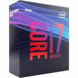 Intel i7-9700, 3.6 GHz, LGA1151, Processor threads 8, Packing Retail, Component for PC