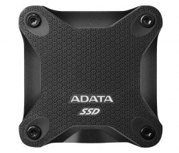 ADATA External SSD SD600Q 480 GB, USB 3.1, Black