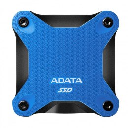 ADATA External SSD SD600Q 480 GB, USB 3.1, Blue