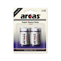 Arcas C/R14, Super Heavy Duty, 2 pc(s)