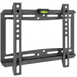 "Barkan Flat/Curved TV Wall Mount E202+ Wall Mount, Fixed, 26-39 "", Maximum weight (capacity) 30 kg, Black"