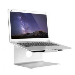"Logilink AA0104 17 "", Aluminum, Notebook Stand, Suitable for the MacBook series and most 11""-17"" laptops"