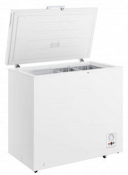 Gorenje Freezer 	FH211AW Chest, Height 84 cm, Total net capacity 194 L, A+, Freezer number of shelves/baskets 2, Display, White,