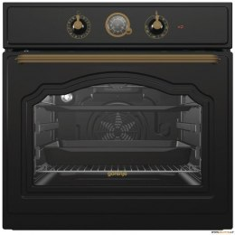 Gorenje Oven BO7732CLB 71 L, Black, AquaClean, A, Mechanical, Height 60 cm, Width 60 cm, Electric
