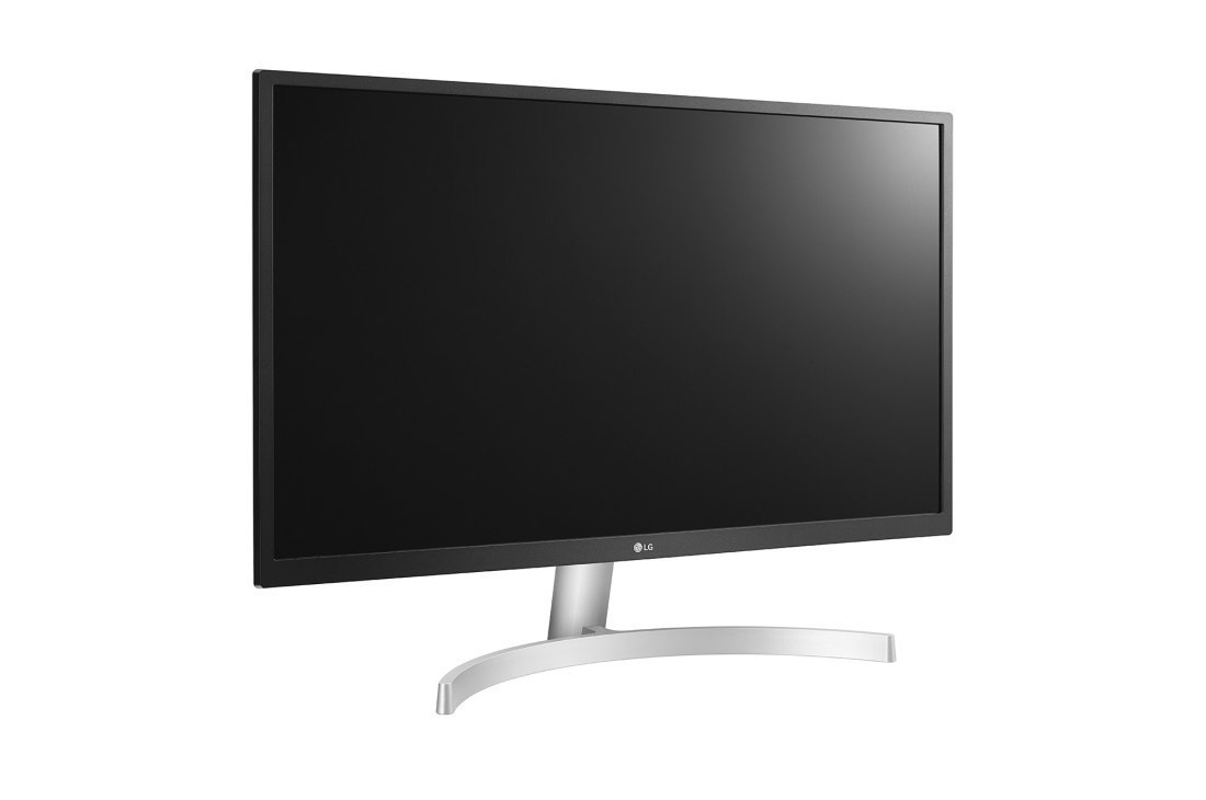 "LG 27UL500-W 27 "", IPS, Anti glare, 3H, 4K, 3840 x 2160 pixels, 16 : 9, 5 ms, 300 cd/m², Silver"