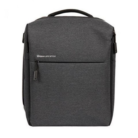 Xiaomi Mi City Urban Life Style Laptop Backpack Gray, Waterproof, Backpack