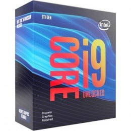 Intel i9-9900KF, 1151, Processor threads 16, Packing Retail, Processor cores 8, Component for PC